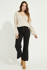 Gentle Fawn Camille Cross Front Sweater