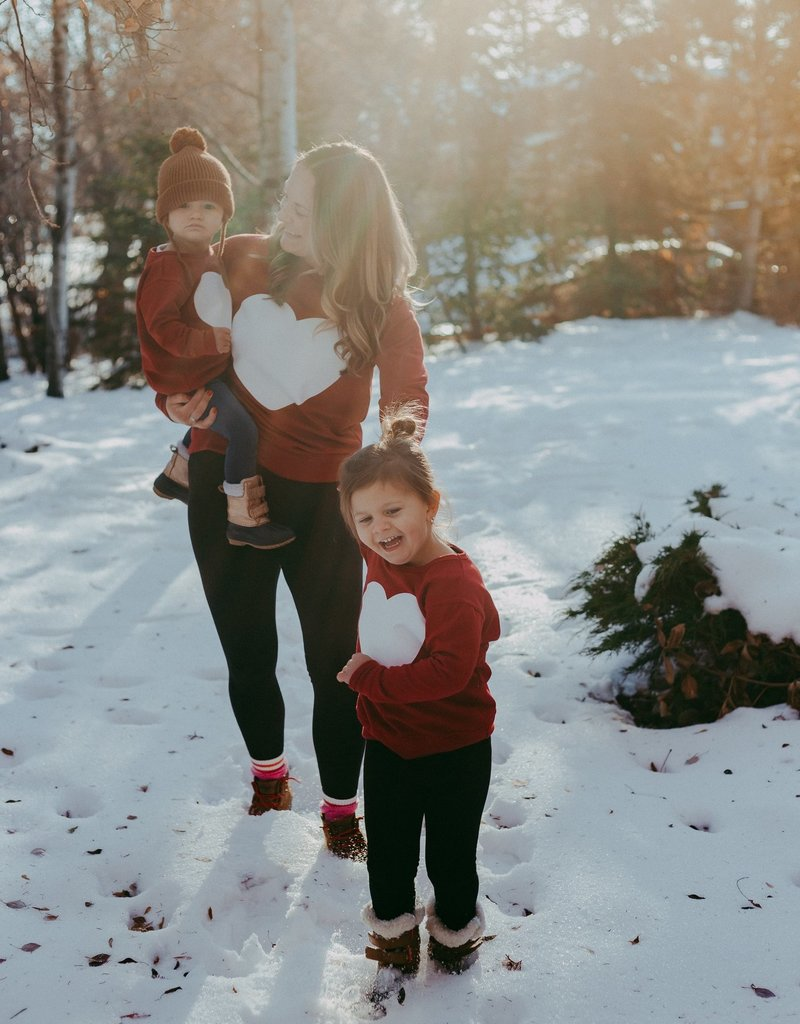 Cabin Life Apparel Cozy Love Pullover