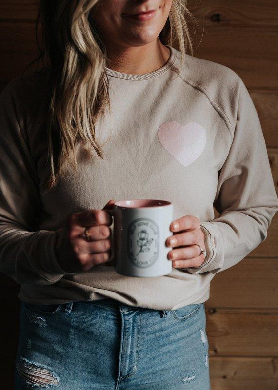 Cabin Life Apparel Self Love Club Pullover