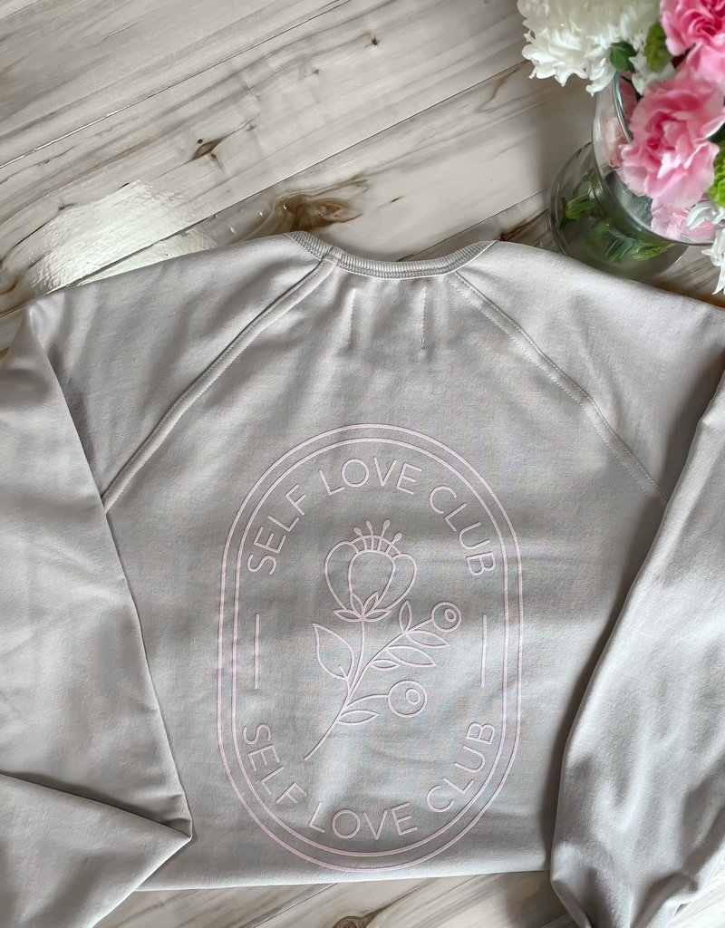 Cabin Life Apparel Self Love Club Pullover