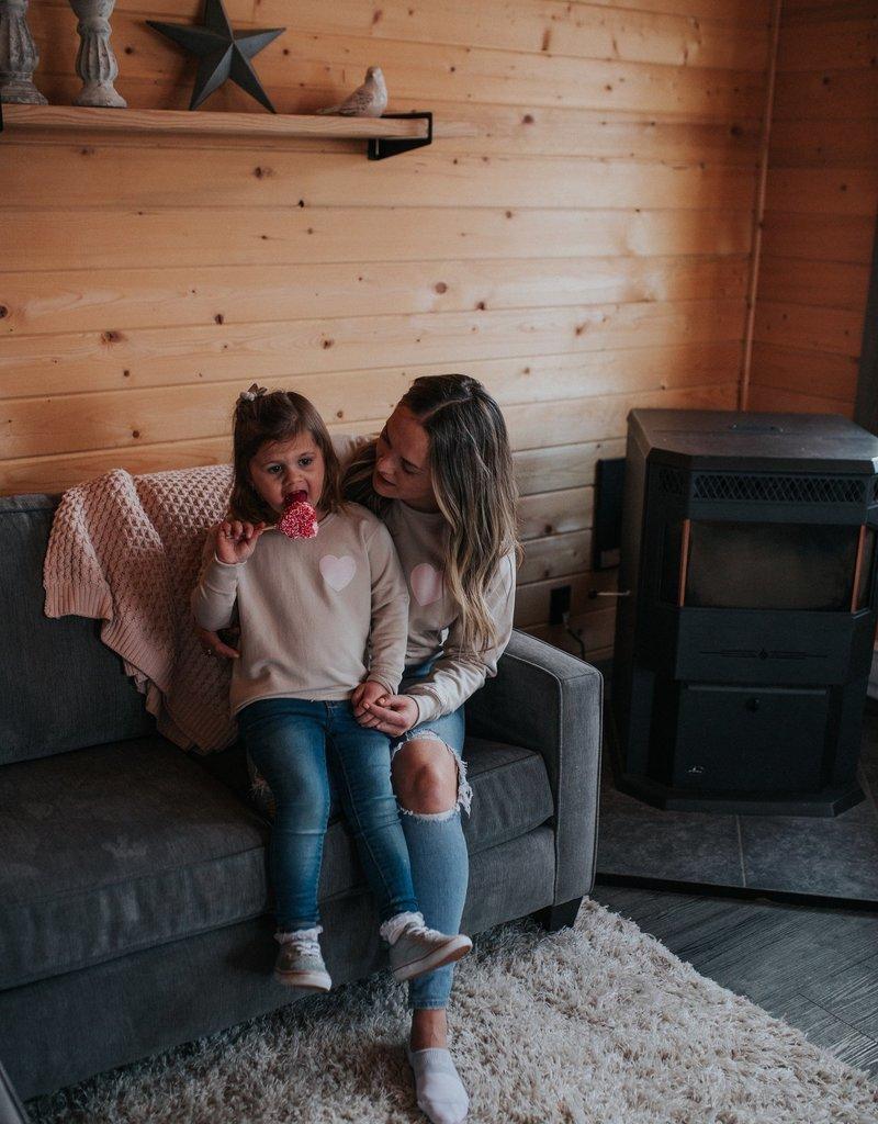 Cabin Life Apparel Self Love Club Kids