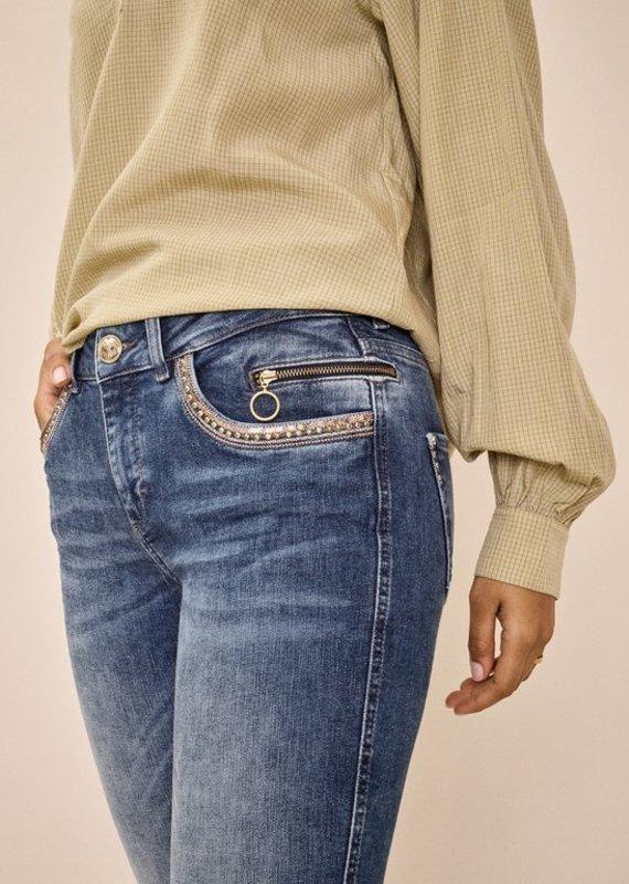 Mos Mosh Sumner Shine Skinny Jeans