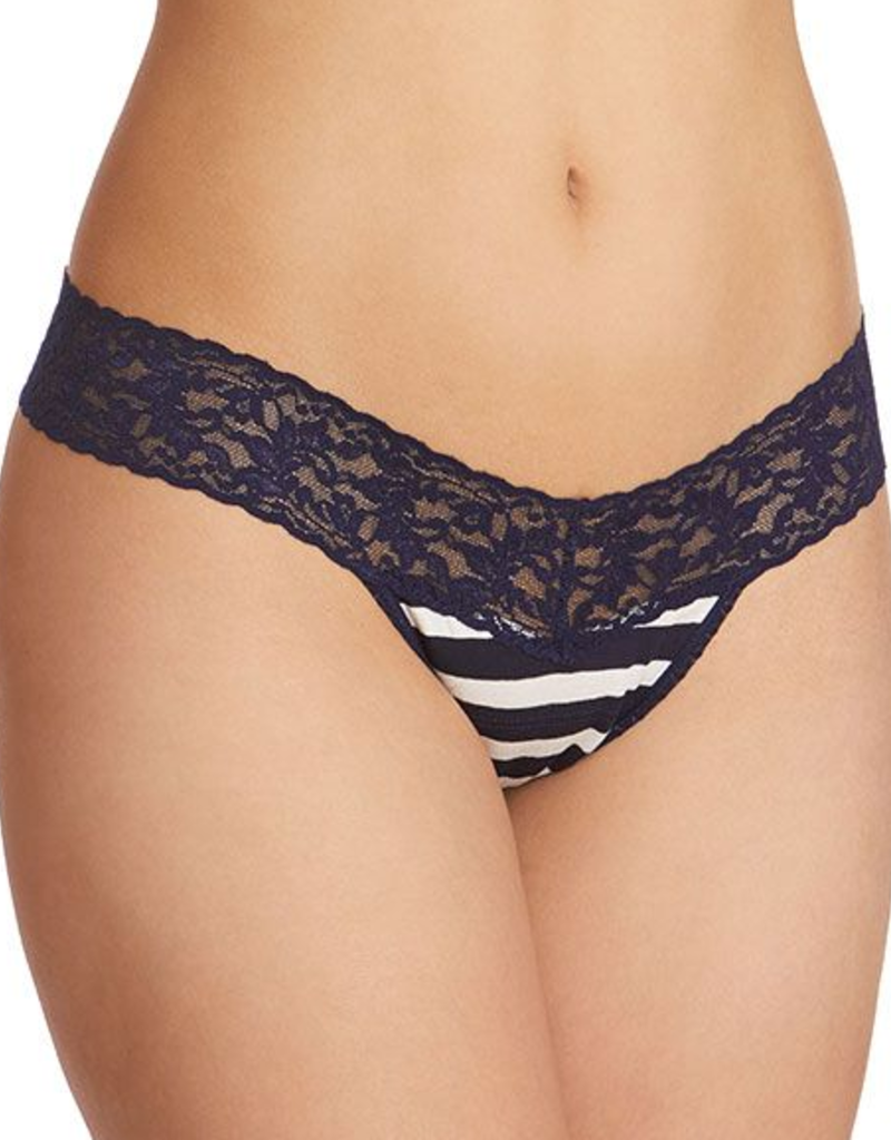 Hanky Panky Low Rise Thong Jersey