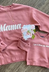 Brunette Showroom Mama Sweater