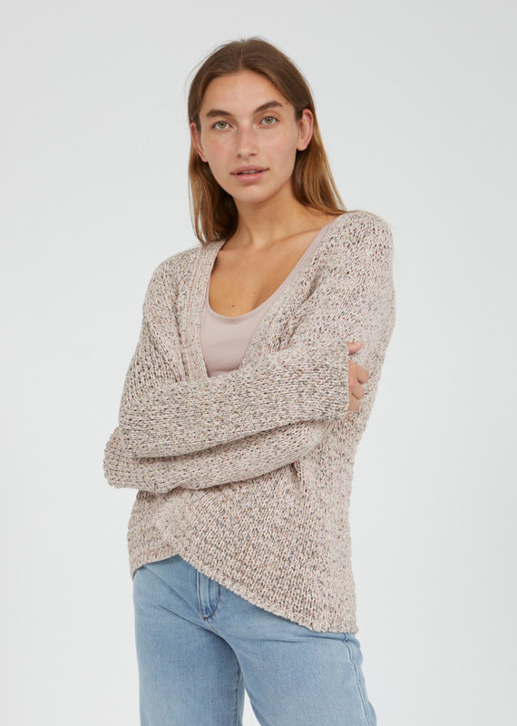 Armed Angels Nalaan Knit Open Cardigan