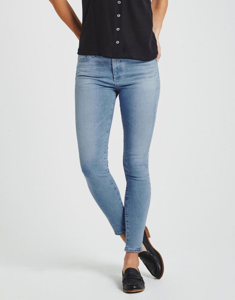 AG Farrah High Rise Skinny Ankle