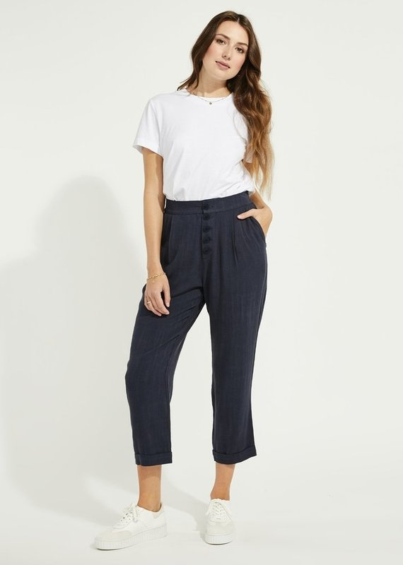 Gentle Fawn Rally Button Front Pant