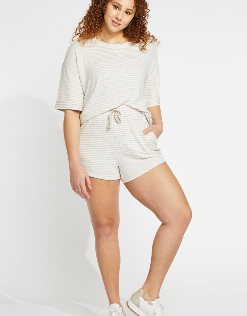 Gentle Fawn Collins Rolled Sleeve Pullover