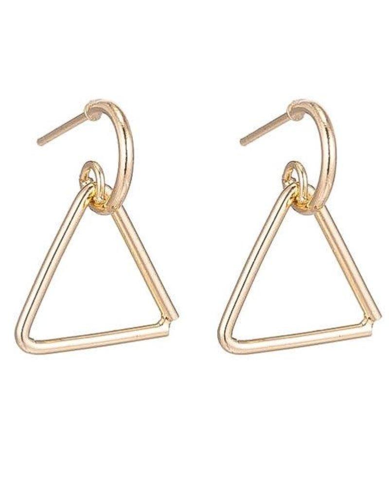 DBL Designs Trifecta Earrings