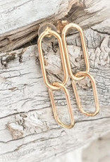 DBL Designs Linked for Life Earrings