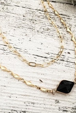 DBL Designs Gem Choker Necklace