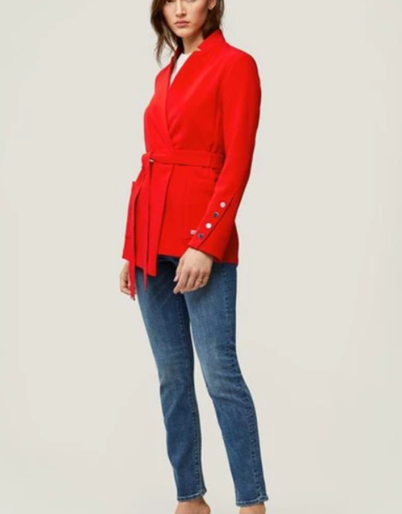 Soia and Kyo Emmie Belt Coat