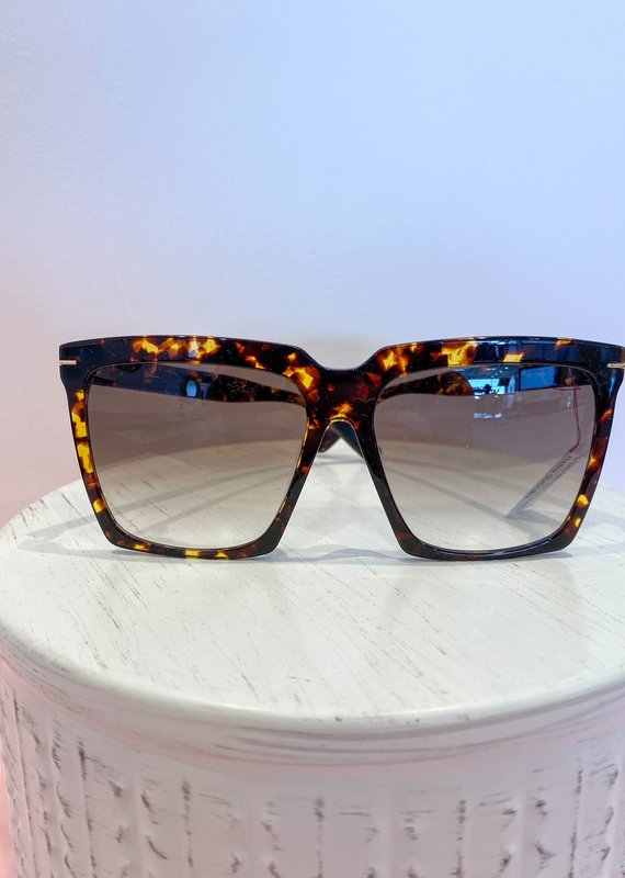 Piperwest Avalon Oversized Retro Sunnies