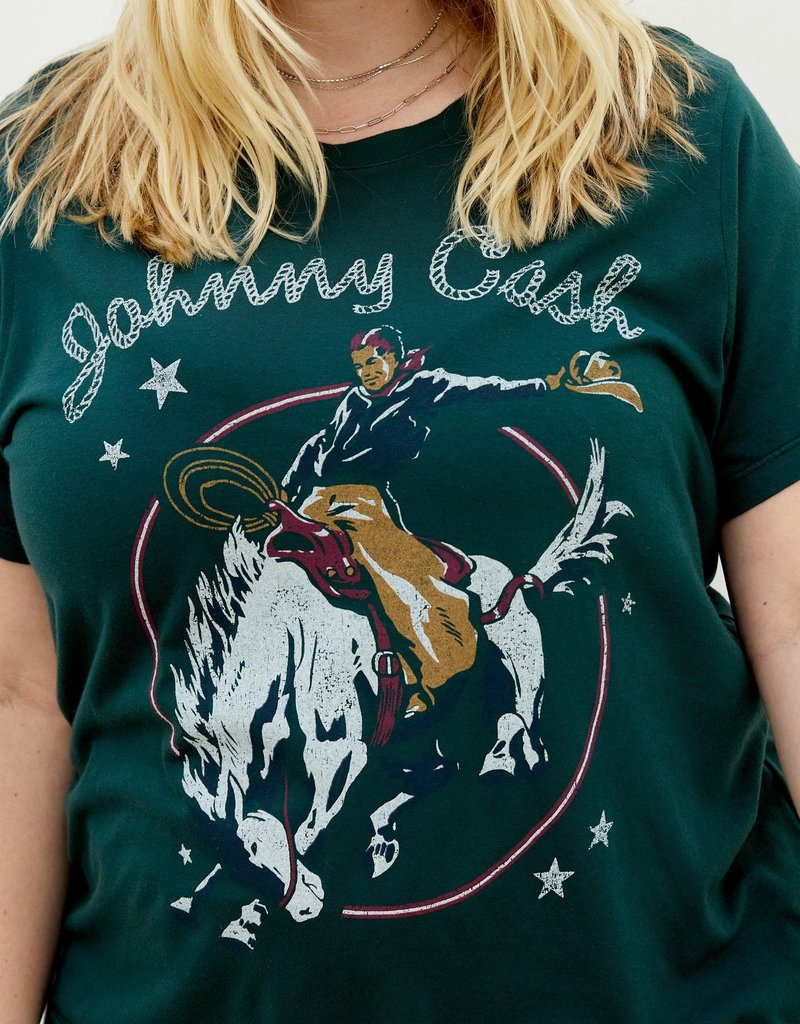DAYDREAMER Johnny Cash Rodeo Tee