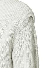 Yaya Scallop Edges Sweater