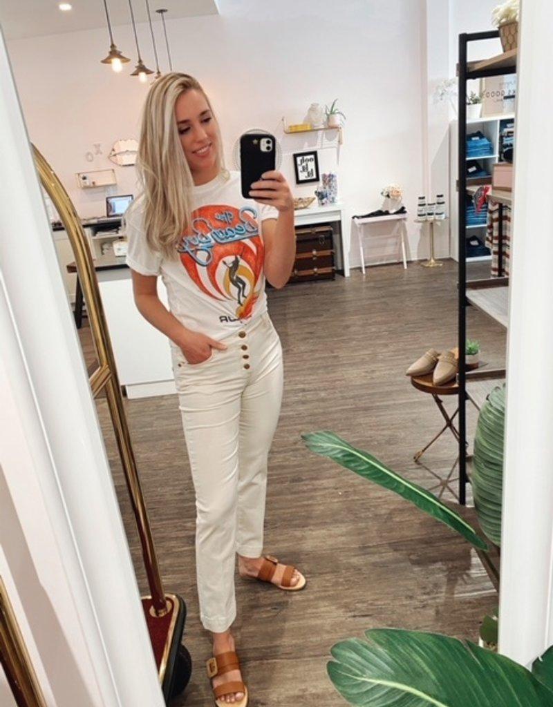 Mos Mosh Ashley Straight Jean