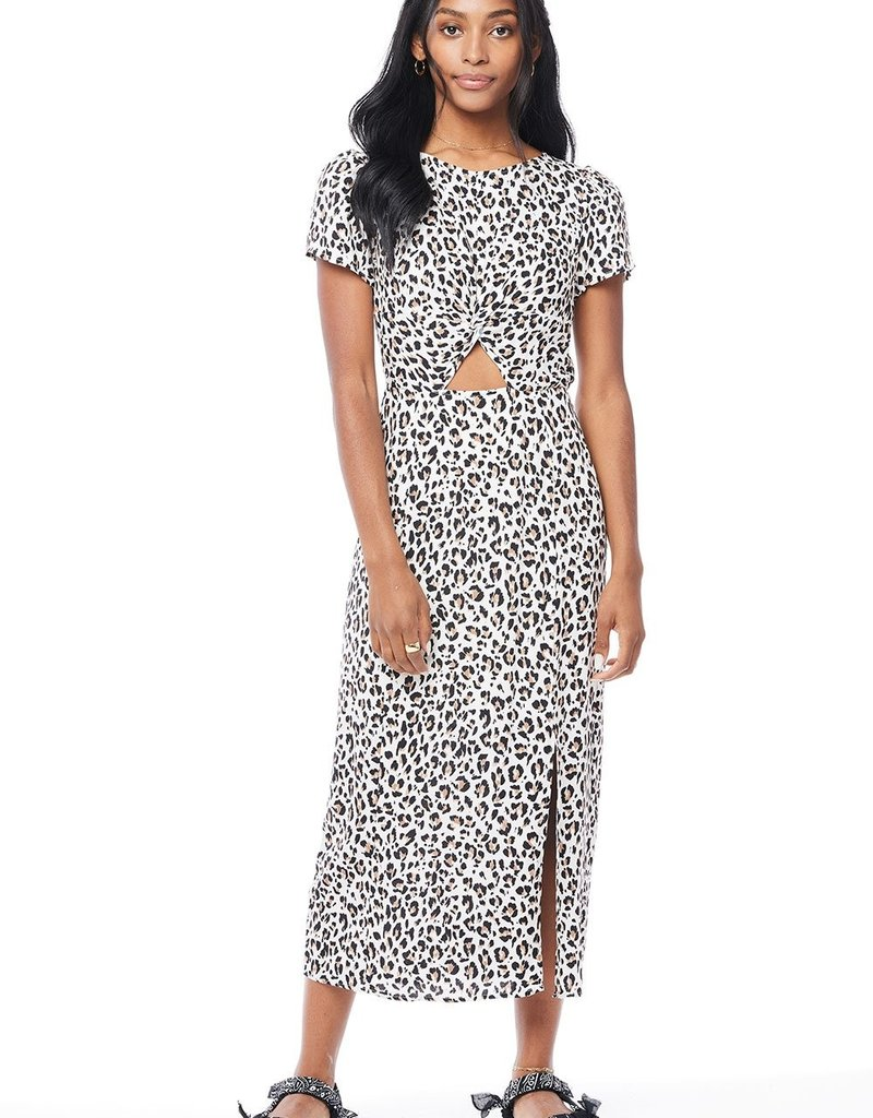 Saltwater Luxe Peg Midi Dress