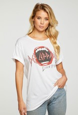 Chaser Rolled Sleeve BF Tee