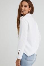 Bella Dahl Roll Sleeve Button Down Shirt