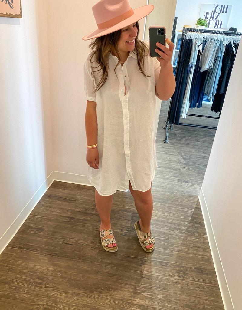 Mos Mosh Brielle Linen Tunic