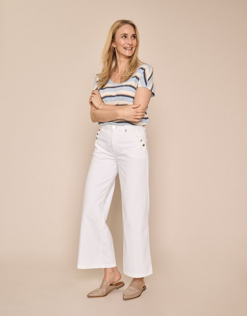 Mos Mosh Reem Vera Culotte Ankle Jeans