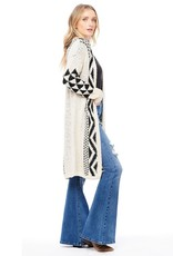 Saltwater Luxe Theo Long Cardi