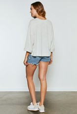 Gentle Fawn Atley Oversize Pocket Shirt