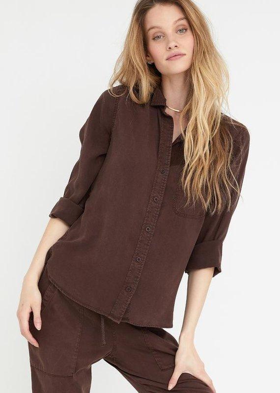 Bella Dahl Shirt Tail Button Down