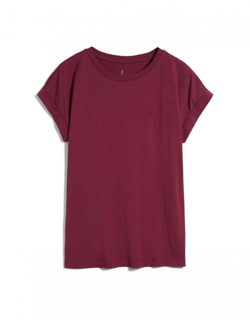 Armed Angels Idaa Rolled Sleeve T-Shirt