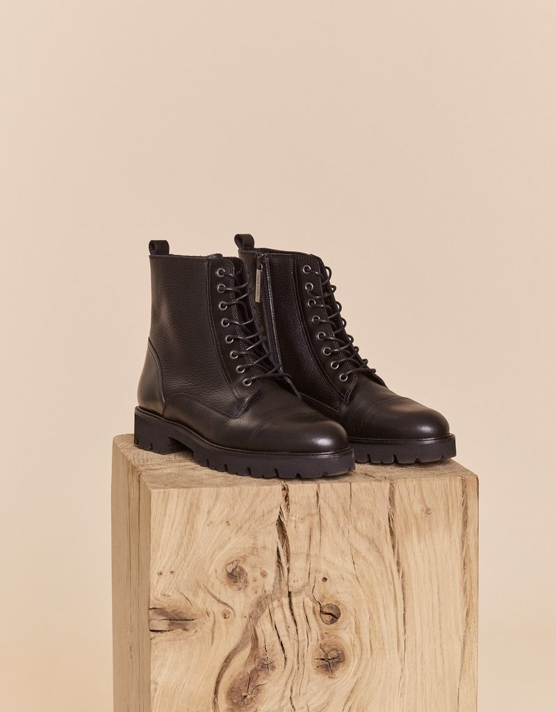 Mos Mosh Oxted Lace Up Boot