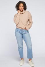 Gentle Fawn Frankie Mock Neck Sweater