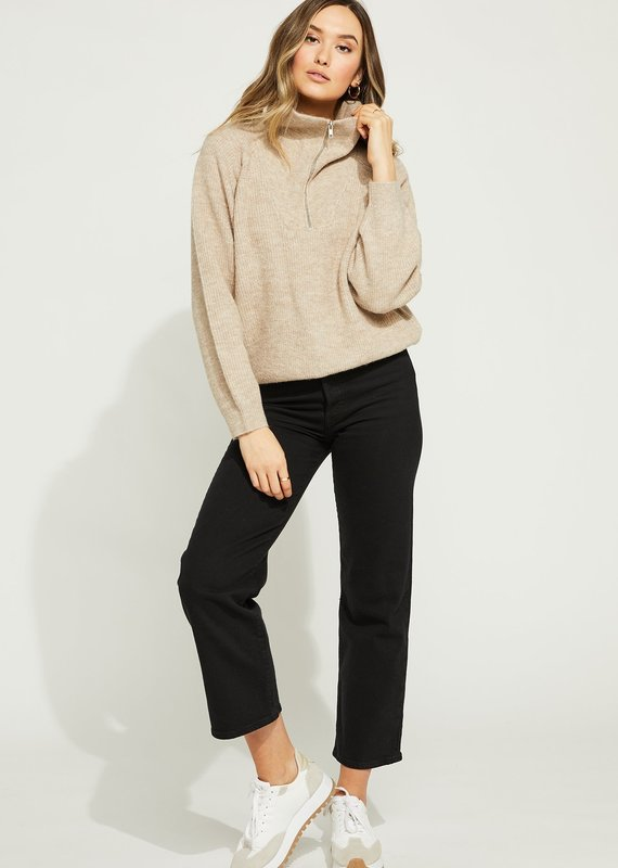 Gentle Fawn Campbell Zip Sweater