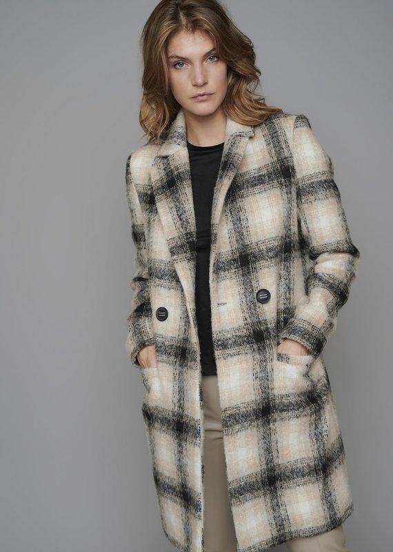 Rino & Pelle Arifa Wool Blend Coat