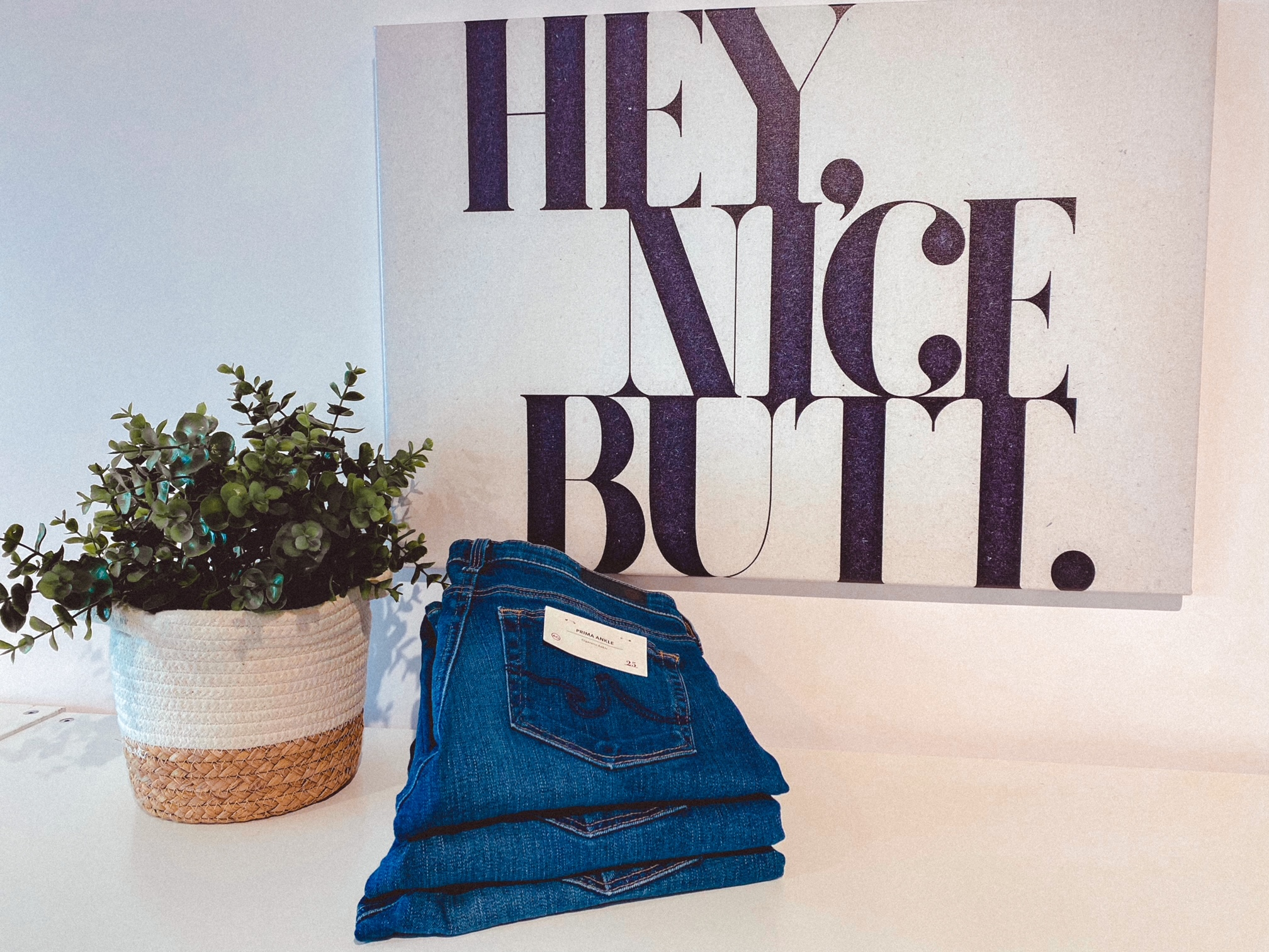 Denim You Can't Live Without!