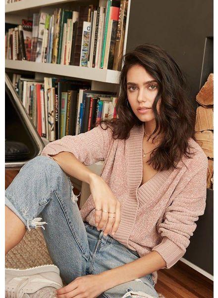 Heartloom Chloe Wrap Front Sweater