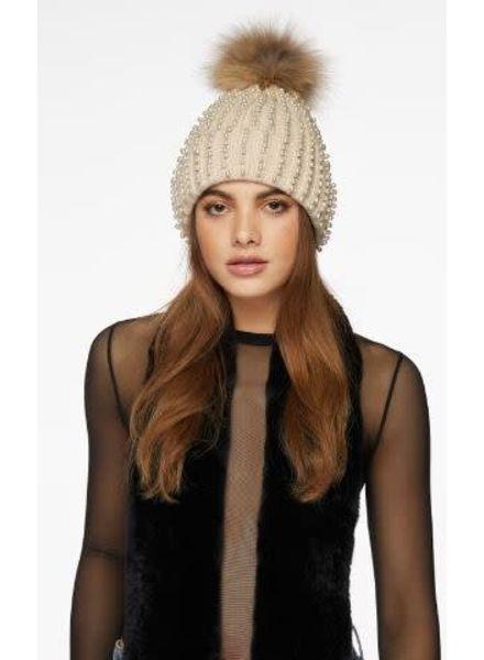Fox The Label Fox The Label Cecilia Pearl Hat