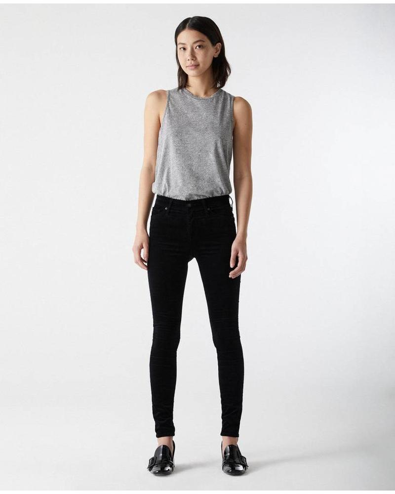 AG Jeans The Farrah Velvet