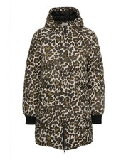 Soaked In Luxury Arnett Long Puffa Jacket