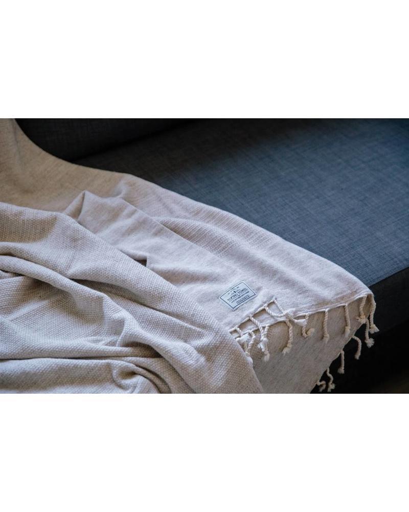 TOFINO TOWEL Tofino Towel The Shoreline Throw