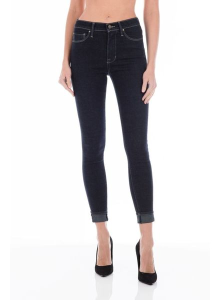 Fidelity Denim Gwen High Rise Killer Selvedge