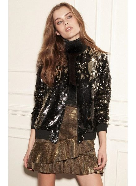Soaked In Luxury Gracie Sequin Jacket