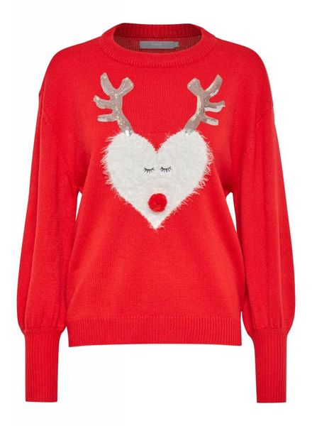b.young b.young Kids Noel Mini Jumper