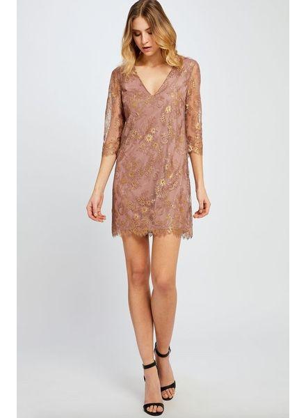 GENTLE FAWN Gentle Fawn Lanotte Lace Dress