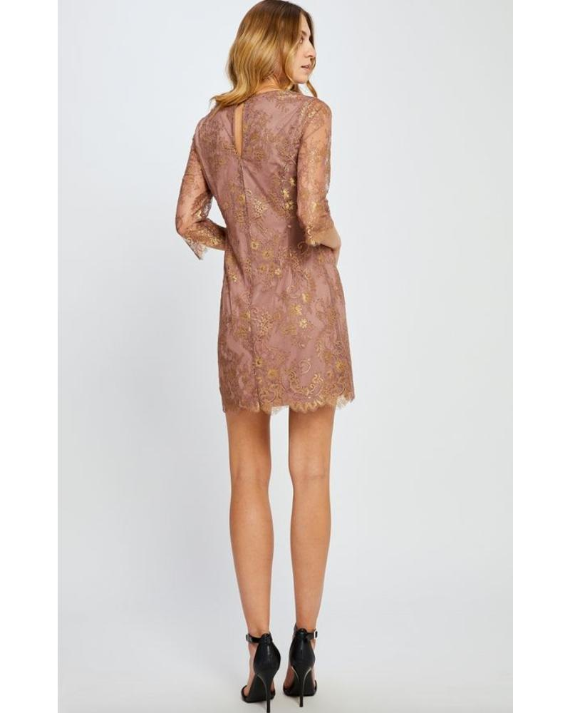 GENTLE FAWN Gentle Fawn Lanotte Lace Dress