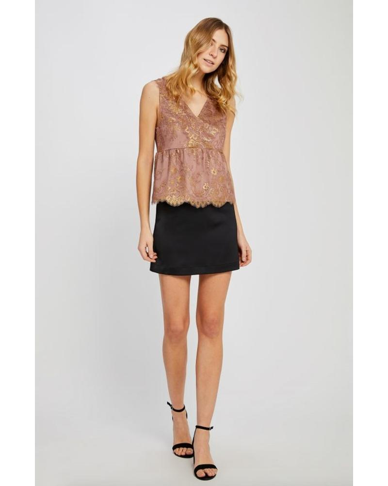 GENTLE FAWN Gentle Fawn Nixie Lace Detail Tank