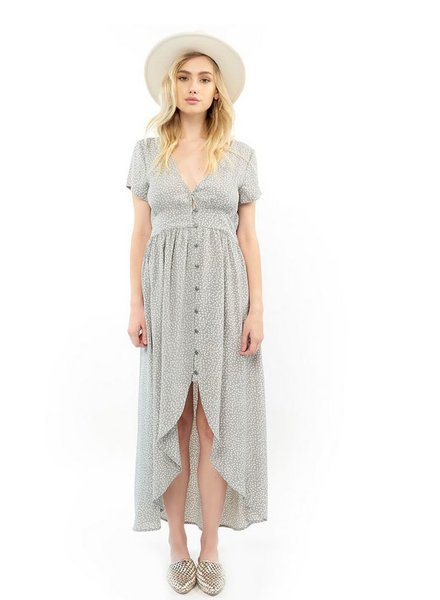 Saltwater Luxe Saltwater Luxe Dawson Maxi Dress