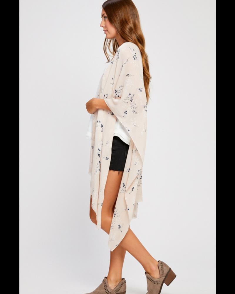 GENTLE FAWN Gentle Fawn Gallery Kimono Scarf O/S Spring Breeze