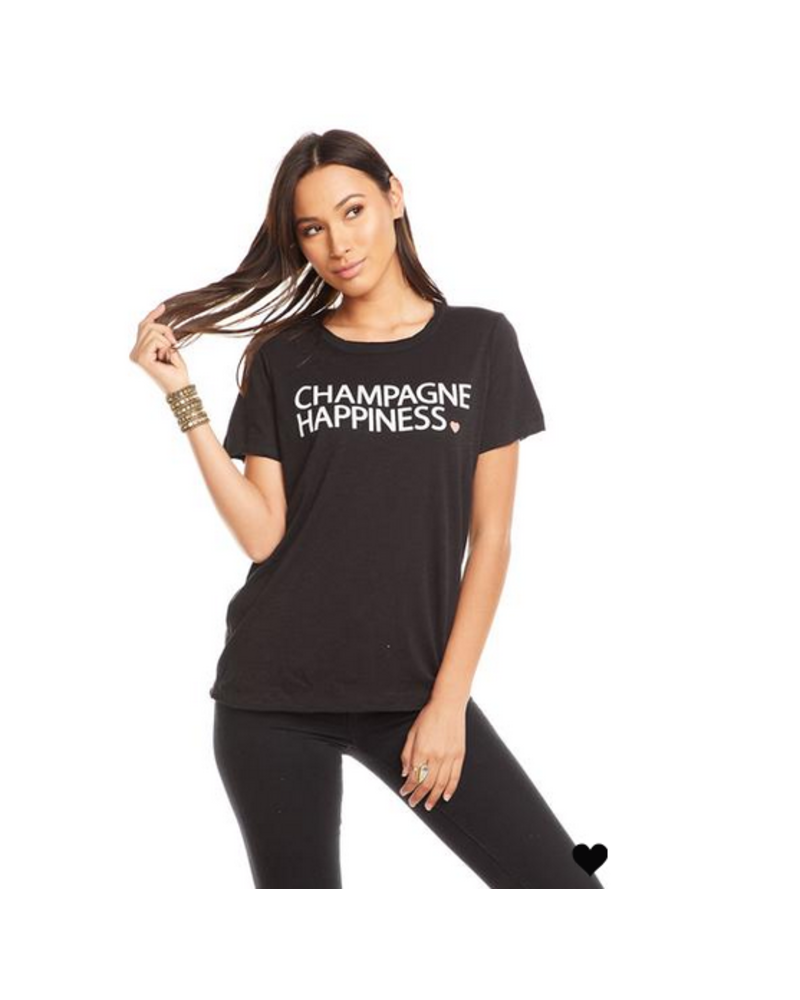 Champagne Happiness Tee