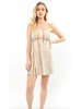 Saltwater Luxe Mara Stripe Mini Dress