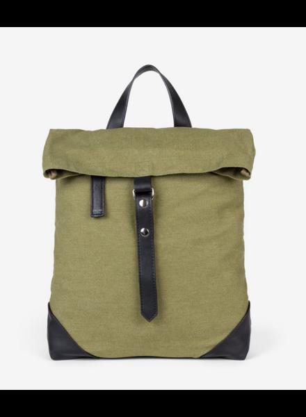 Co Lab Canvas Backpack Khaki